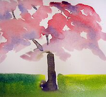 A Tree Grows In Washington, DC by Edith Dora Rey