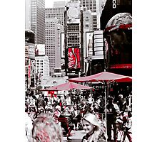 Times Square Photographic Print