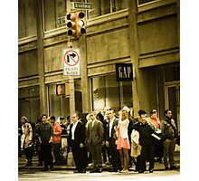 Broadway - Large Photographic Print