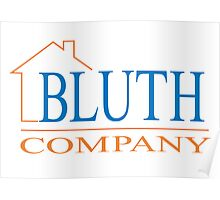 Bluth Company (small logo) Poster