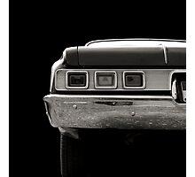 Taillight (black&white) Photographic Print