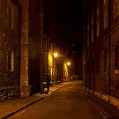 Night Street by flashcompact