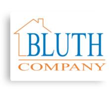 Bluth Company (big logo) Canvas Print