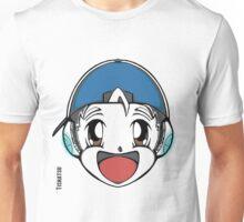 The Original Tishatsu Logo - Note, music, cute, face, anime, chibi, manga,  Unisex T-Shirt