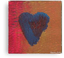 Heart No19 Canvas Print