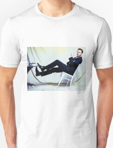 Tipped  Unisex T-Shirt