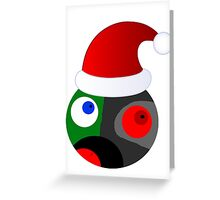 Christmas with TheBloxzer Greeting Card