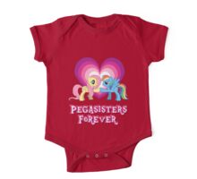 Pegasisters Forever One Piece - Short Sleeve