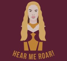Hear Me Roar - Cersei Lannister by Muta