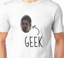 Bill Haverchuck is a geek. Unisex T-Shirt