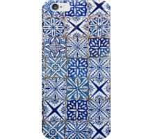 Moroccan tiles  iPhone Case/Skin