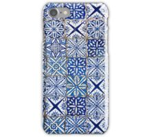 Moroccan tiles  iPhone Case/Skin