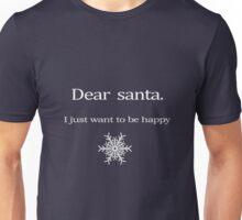 Dear Santa Unisex T-Shirt