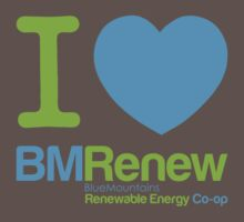 I ♥ BMRenew Kids Clothes