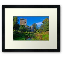 Ireland. Blarney Castle. Framed Print