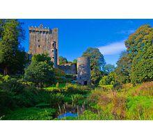 Ireland. Blarney Castle. Photographic Print