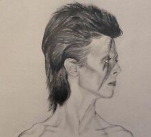 Ziggy Stardust by RoseStanley97