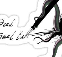 Immortal Lovecraft Sticker