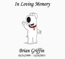 In Loving Memory Of Brian Griffin Desgin by bc98