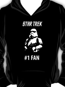 Star Trek #1 Fan T-Shirt