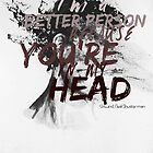 You're in my head by florencewelc