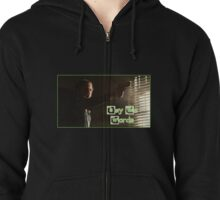 Jesse Pinkman (Breaking Bad) Zipped Hoodie