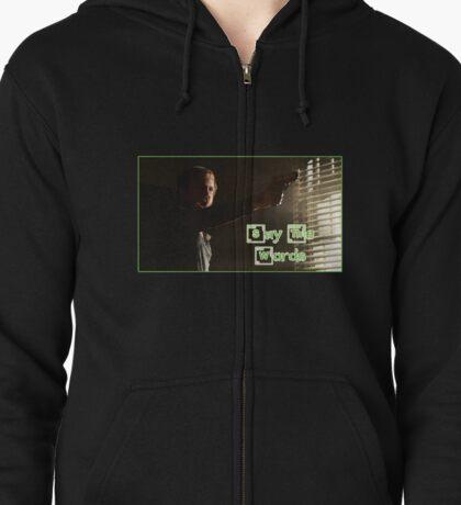 Jesse Pinkman (Breaking Bad) Zipped Hoodie