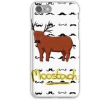 Moostache iPhone Case/Skin