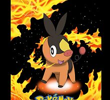 "Start With Tepig ""IPHONEs & S3 only"" by Winick-lim"