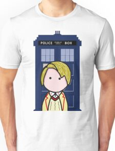 The 5th Doctor Unisex T-Shirt