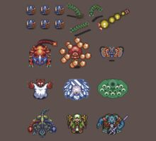 The Legend of Zelda: A Link to the Past - Bosses by Ushiromiya
