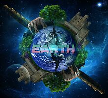Earth by Kim Slater