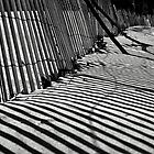 Shadows at the Dunes by Brian Gaynor
