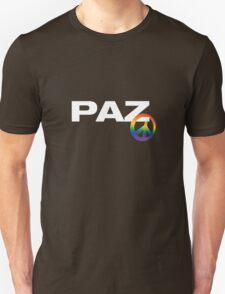 Peace T-shirt in Spanish Unisex T-Shirt