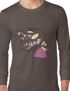 Mega Mawile (Simple) Long Sleeve T-Shirt