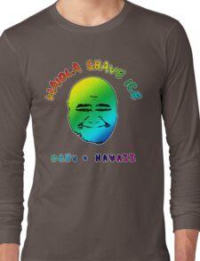 Waiola Shave Ice (Rainbow) Long Sleeve T-Shirt