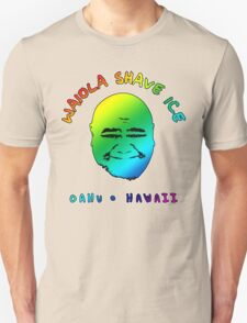 Waiola Shave Ice (Rainbow) T-Shirt