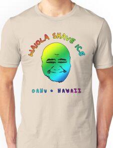 Waiola Shave Ice (Rainbow) Unisex T-Shirt