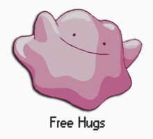 Ditto Free Hugs Kids Clothes