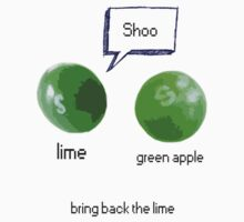 Bring back the lime by SliceOfBrain