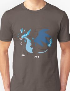 Mega Charizard-X (Simple) T-Shirt