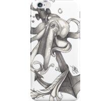 La Pieuvre iPhone Case/Skin