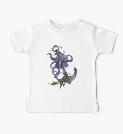 La Pieuvre - Colored Baby Tee