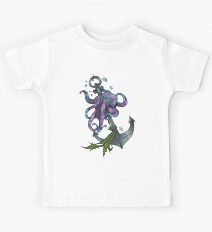 La Pieuvre - Colored Kids Tee