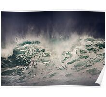 Winter Waves At Pipeline 17 Poster