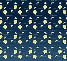 Moonlight Bunnies by chocoboco