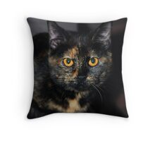 Sweet Little Elsie Throw Pillow