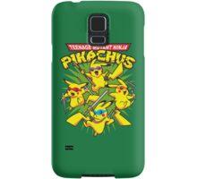 Teenage Mutant Ninja Pikachus Samsung Galaxy Case/Skin