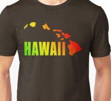 Hawaiian Islands (Vintage Distressed Design) Unisex T-Shirt