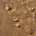 Foot Prints by Marius Brecher